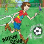 Mushi Sushi Soccer Shoes